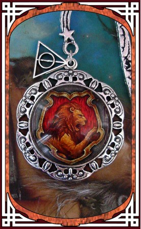 "Bookmark ""Red Lion"""