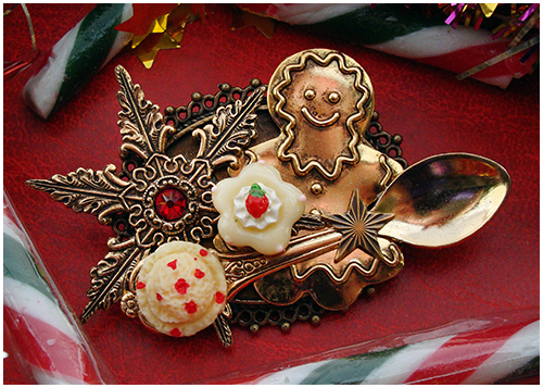 chrismas gift biscuit cookie yummy