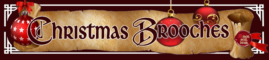 banner Christmas Gift Cookie present