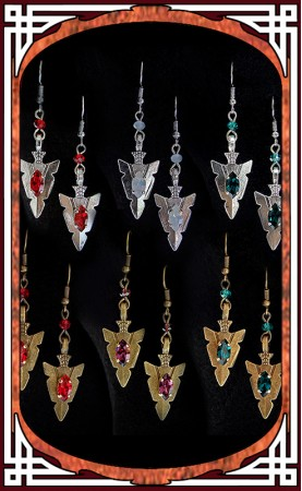"Collier gothique ""Vampire..."