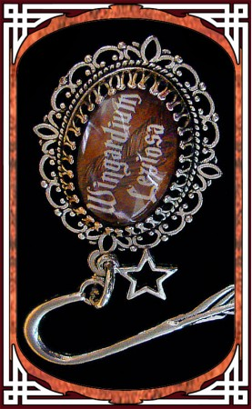 "Bookmark ""Magic Spell"""