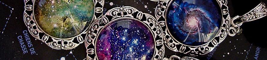 Galaxy Necklaces