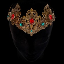 👑📷 Tomorrow this will be photoshoot with @jadwina and @grey.lips 📷👑  #Crown #MedievalCrown #RoyalCrown #MedievalStyle #MedievalQueen #MedievalJewelry #MedievalFashion